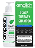 Amplixin Scalp Therapy Shampoo - Dry, Itchy Scalp...