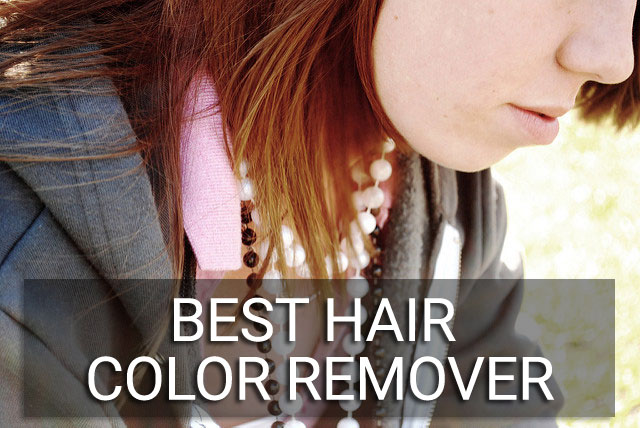 Best Hair Color Remover