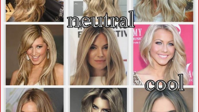Blond - Human hair color